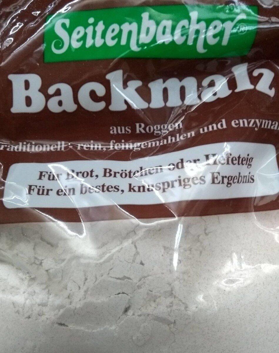 Backmalz - Prodotto - de