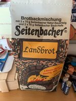 Brotback Mischung Landbrot - Prodotto - de
