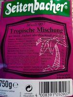 Tropische Mischung - Prodotto - de