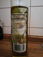 Bio oliven öl - Ingredienti - es