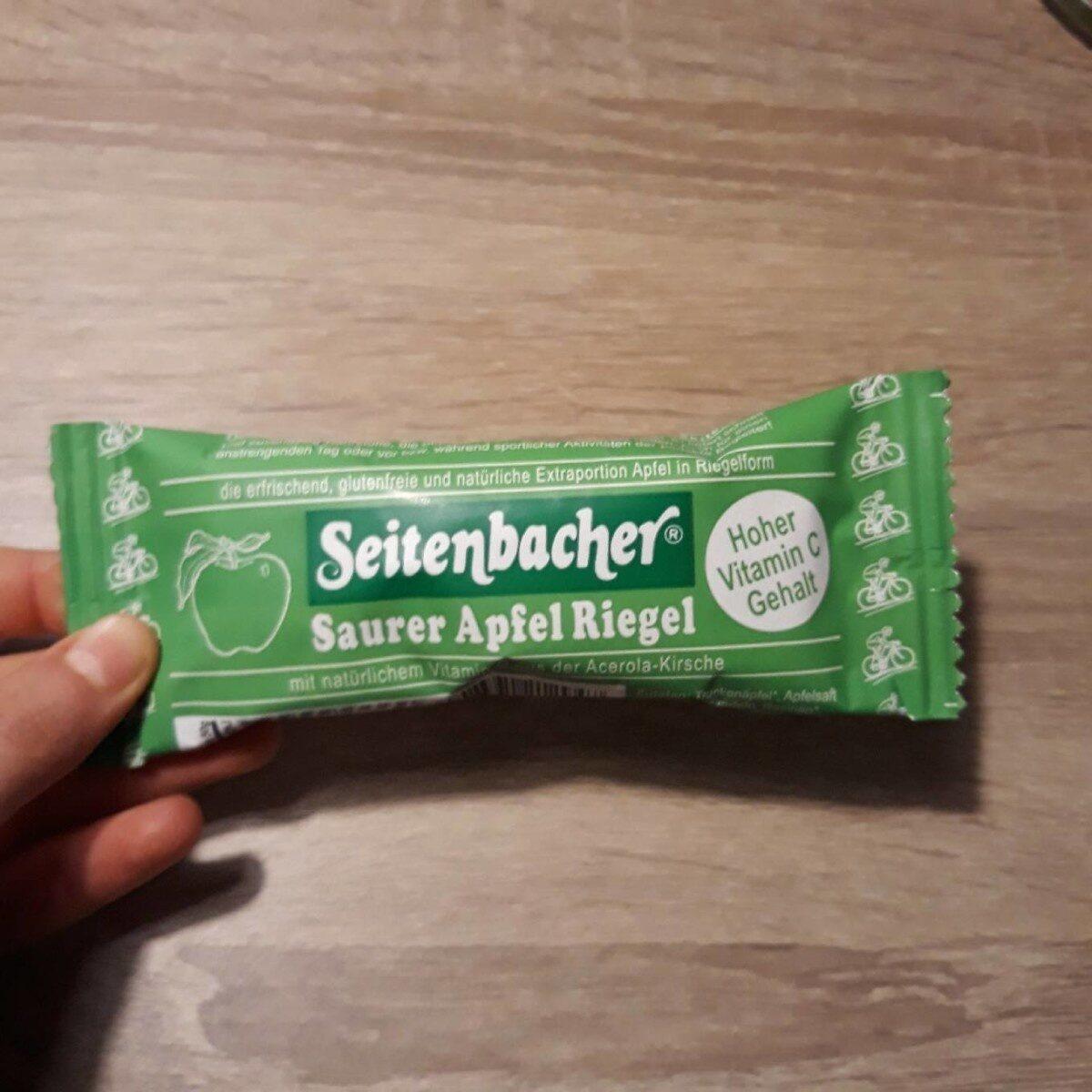 Saurer Apfel Riegel - Prodotto - en