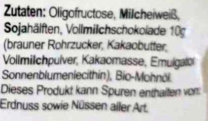 Seitenbacher - 60G - Ingredients