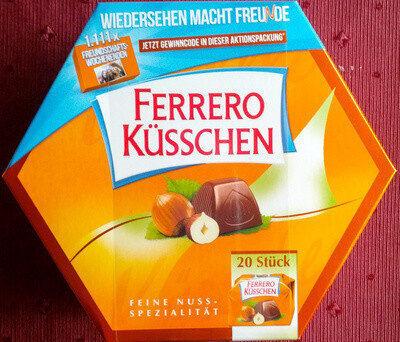 Ferrero Küsschen - Produit - en