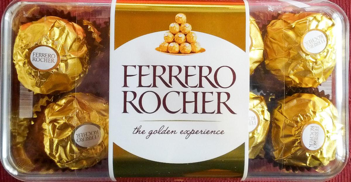 Ferrero Pralinen