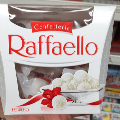 Raffaello Confetteria 150 gr, 1 Boîte - Product - de