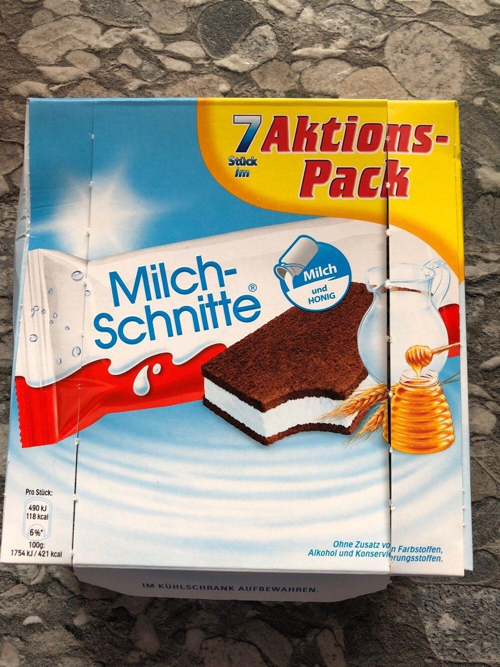 Milchschnitte Aktionspack - Produit