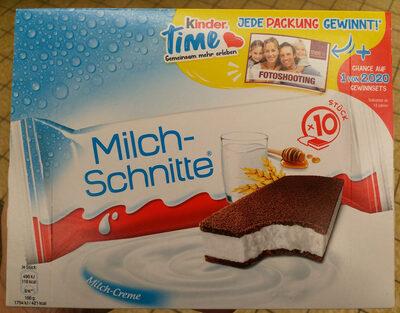 Milch-Schnitte - 产品 - de