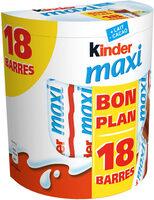 Kinder Maxi - Produit - fr