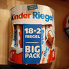 Kinder Riegel 18er Big Pack + 2 Gratis - Prodotto