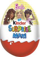 Pâques Kinder Surprise Maxi œuf chocolat 100G fille - Prodotto - fr