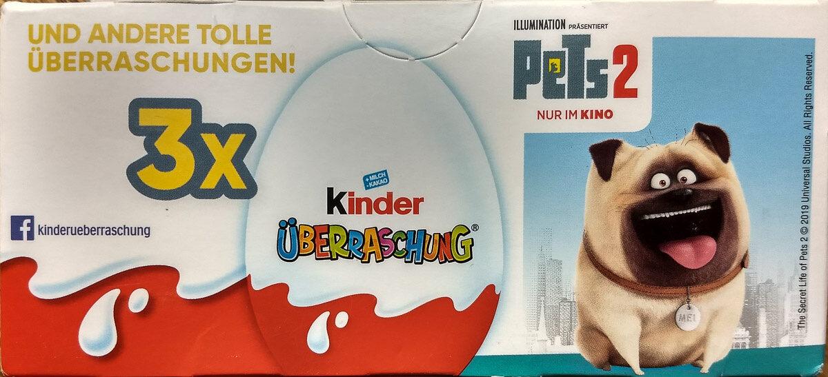 Kinder Überraschung - Prodotto - de