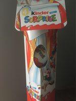 Ferrero Kinder überraschung - Produit - fr