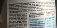 Ferrero Kinder überraschung - Ingrédients - fr