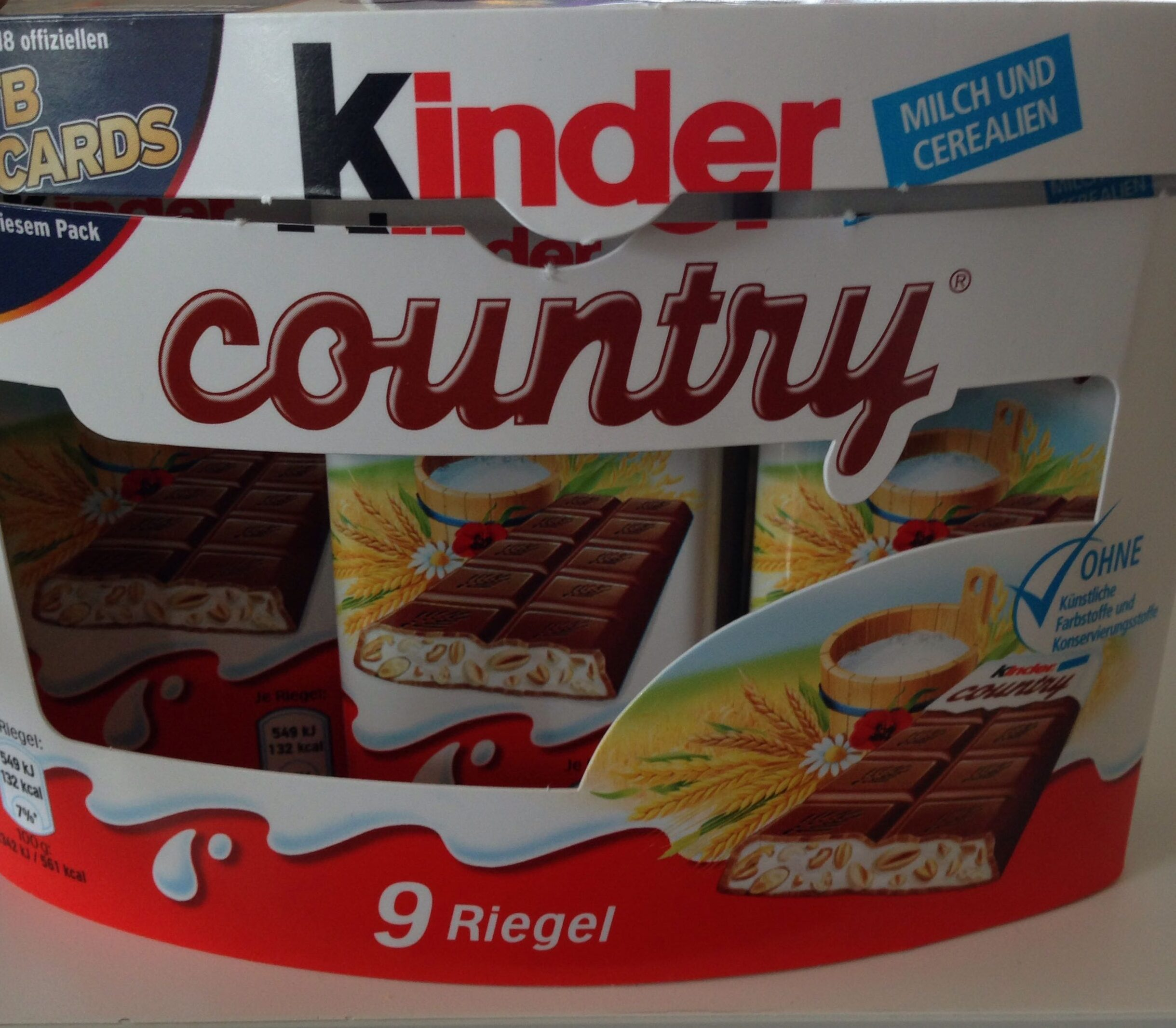 Kinder Country - Product - de