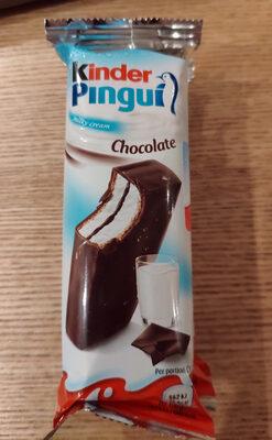 Kinder Pingui Chocolate - Produit - en
