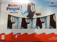 Kinder Pingui Chocolat - Producto