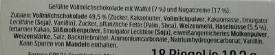 Duplo - Ingrediënten - de