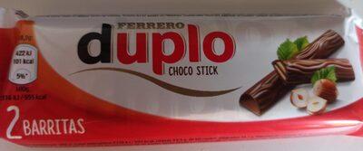 Ferrero Duplo choco stick - Producto - es