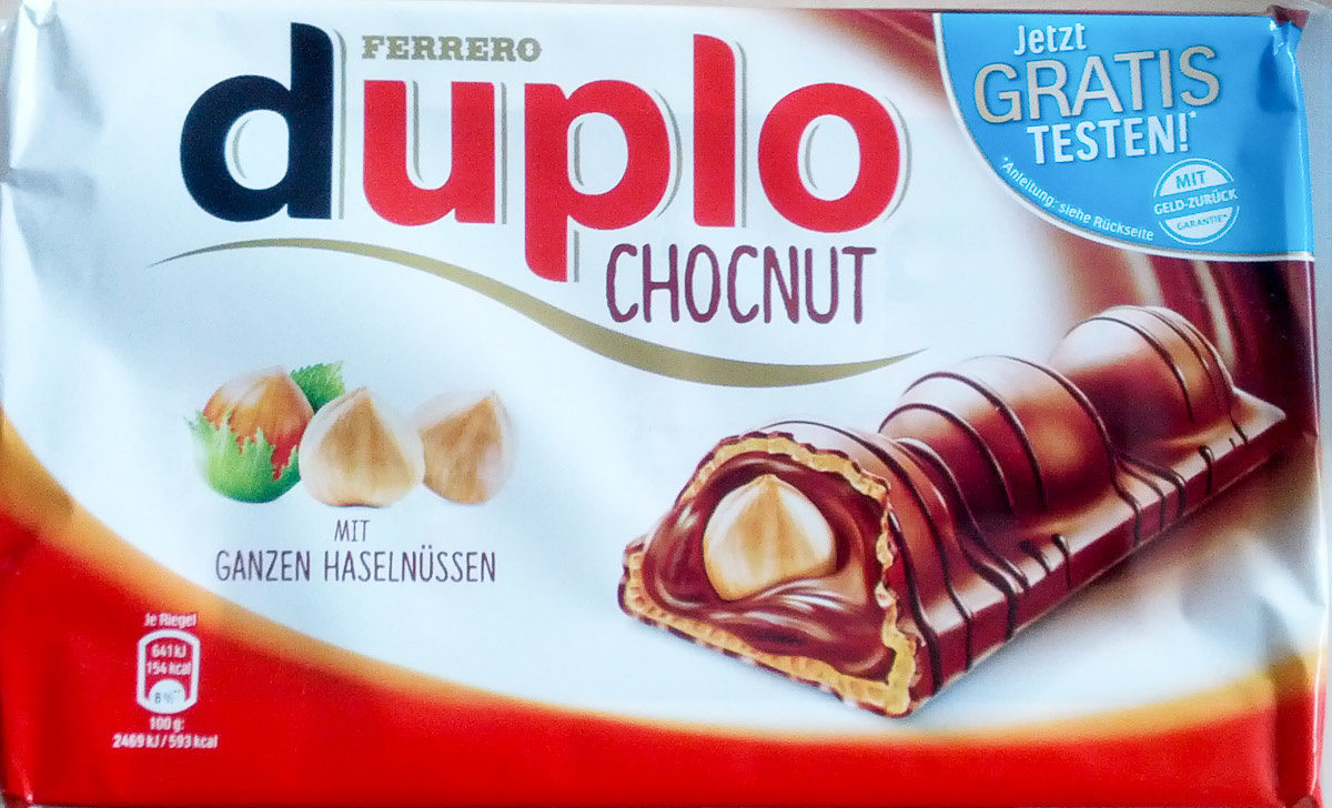 Duplo Chocnut - Produkt - de
