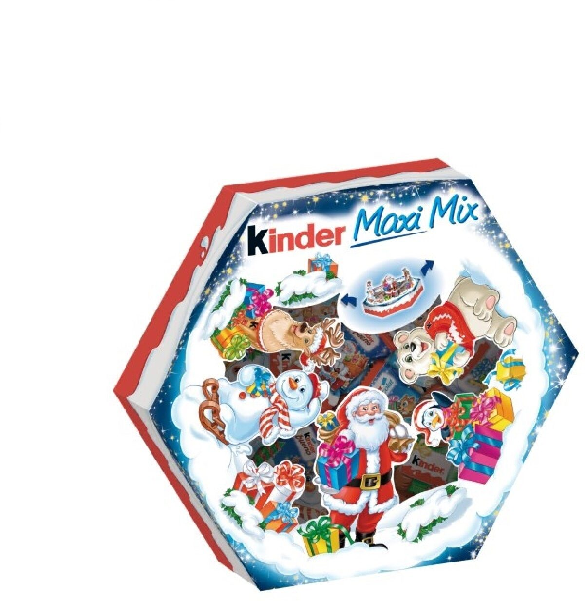 Kinder mix manege de - Product - fr