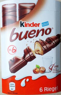 Kinder Bueno - Prodotto - de