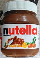 Nutella - Product - de