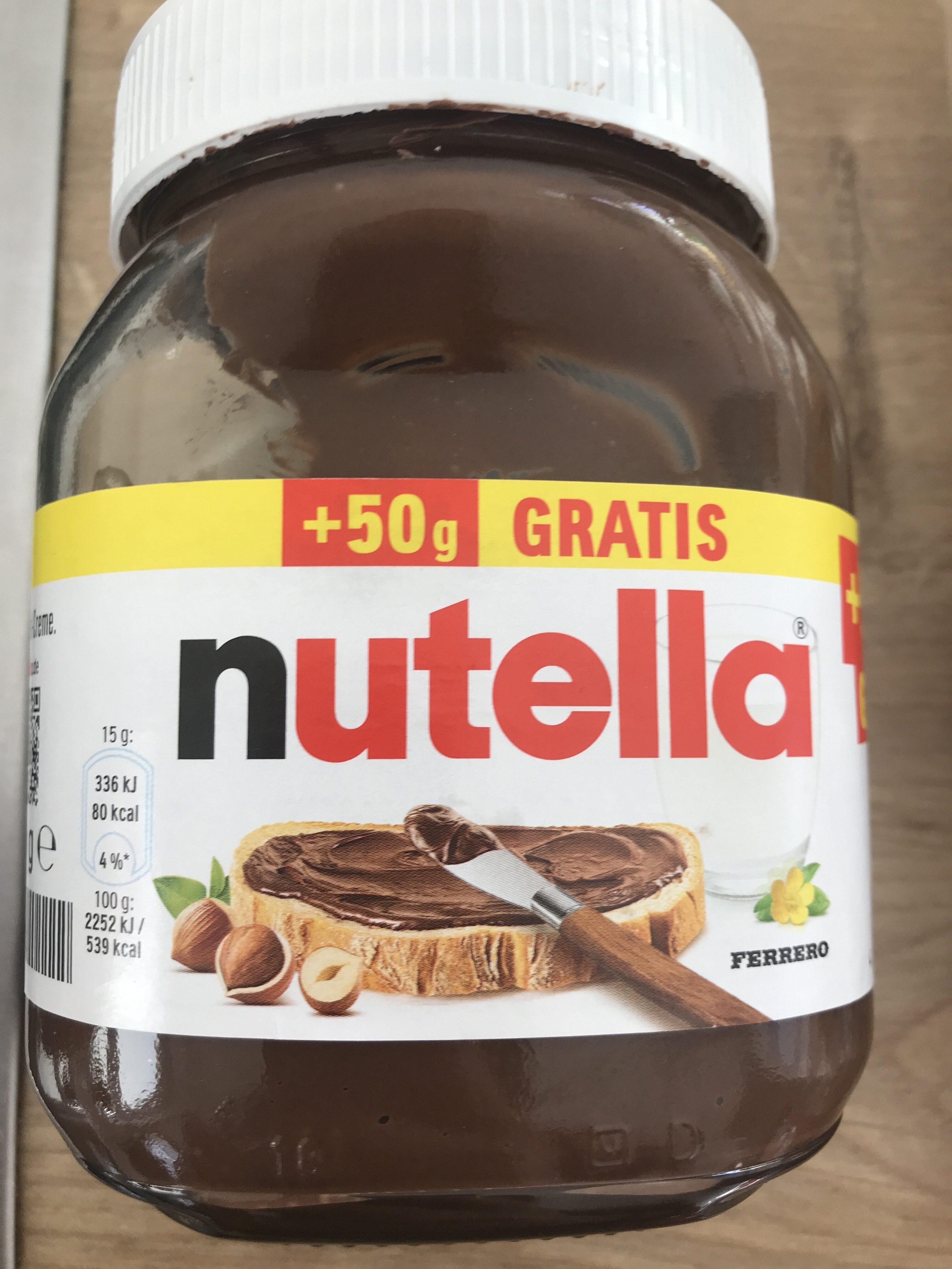 Nutella - Prodotto - de