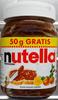 Nutella. Marmelade - Produit