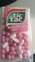 TicTac Strawberry - Produit