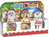 Kinder mini moulage 15gx3 personnages - Produkt - fr