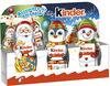 Kinder mini moulage confiserie en forme de personnage recouverte de chocolat superieur au lait 15gx3 - Prodotto