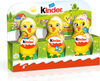 Kinder mini moulage 15gx3 personnages - Prodotto