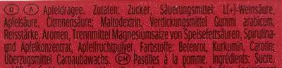apple mix - Zutaten - de