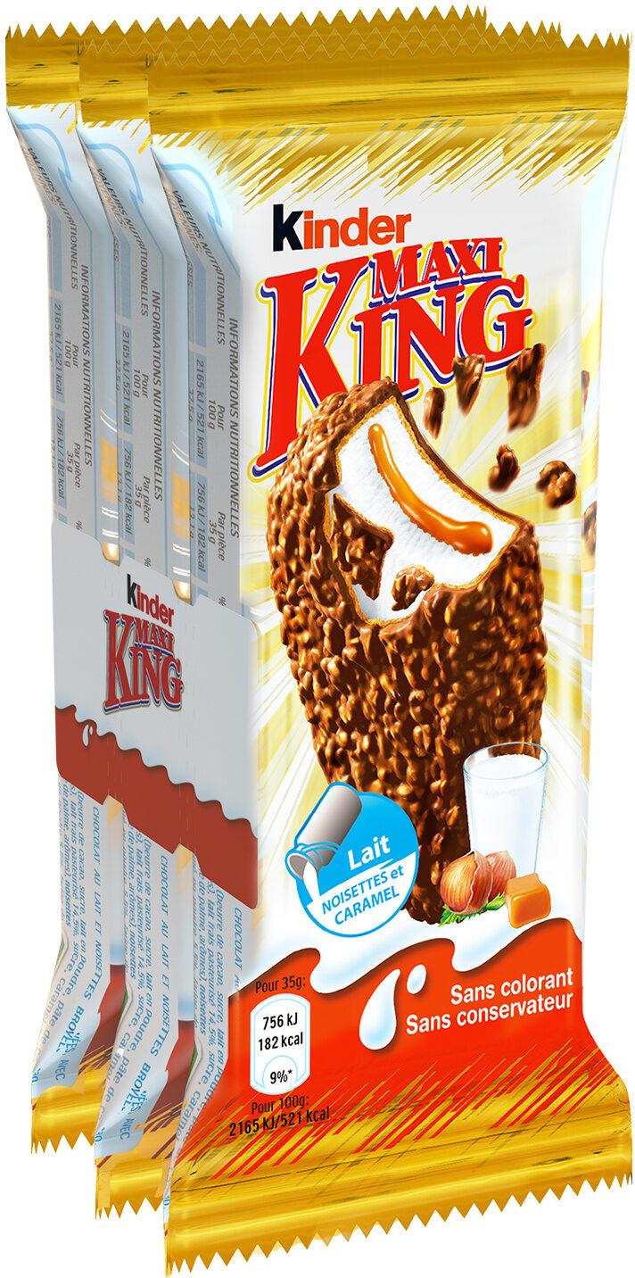 maxi king gratis