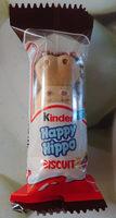 Kinder Happy Hippo C / Crm - Produit - en