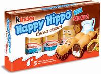 Kinder Happy Hippo Cocoa cream - Produit - en