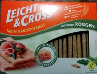 Leicht & Cross Roggen - Product - en