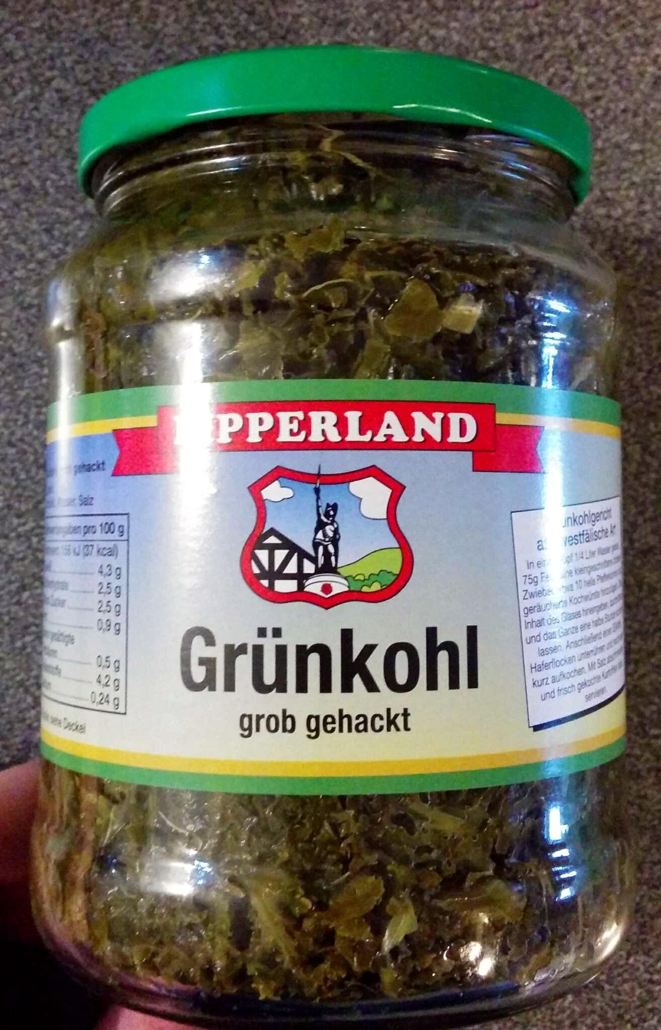 Grünkohl grob gehackt - Product