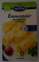 Emmentaler - Produkt