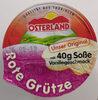 Rote Grütze mit Soße (Vanillegeschmack) - Produit