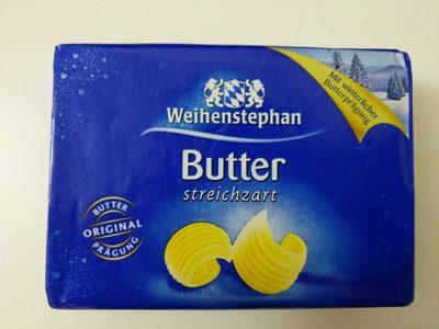 Butter streichzart - Product