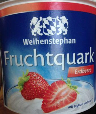 Fruchtquark Erdbeere - Produit
