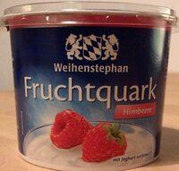 Fruchtquark Himbeere - Product - de
