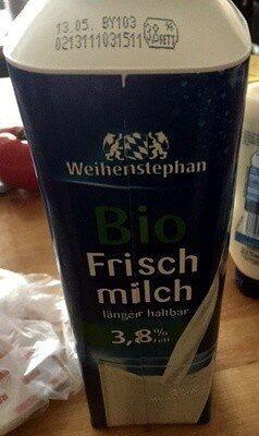 Bio Frischmilch - Produkt - de