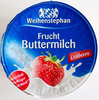 Frucht Buttermilch Erdbeere - Product