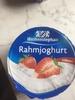 Rahmjoghurt Erdbeere - Produit