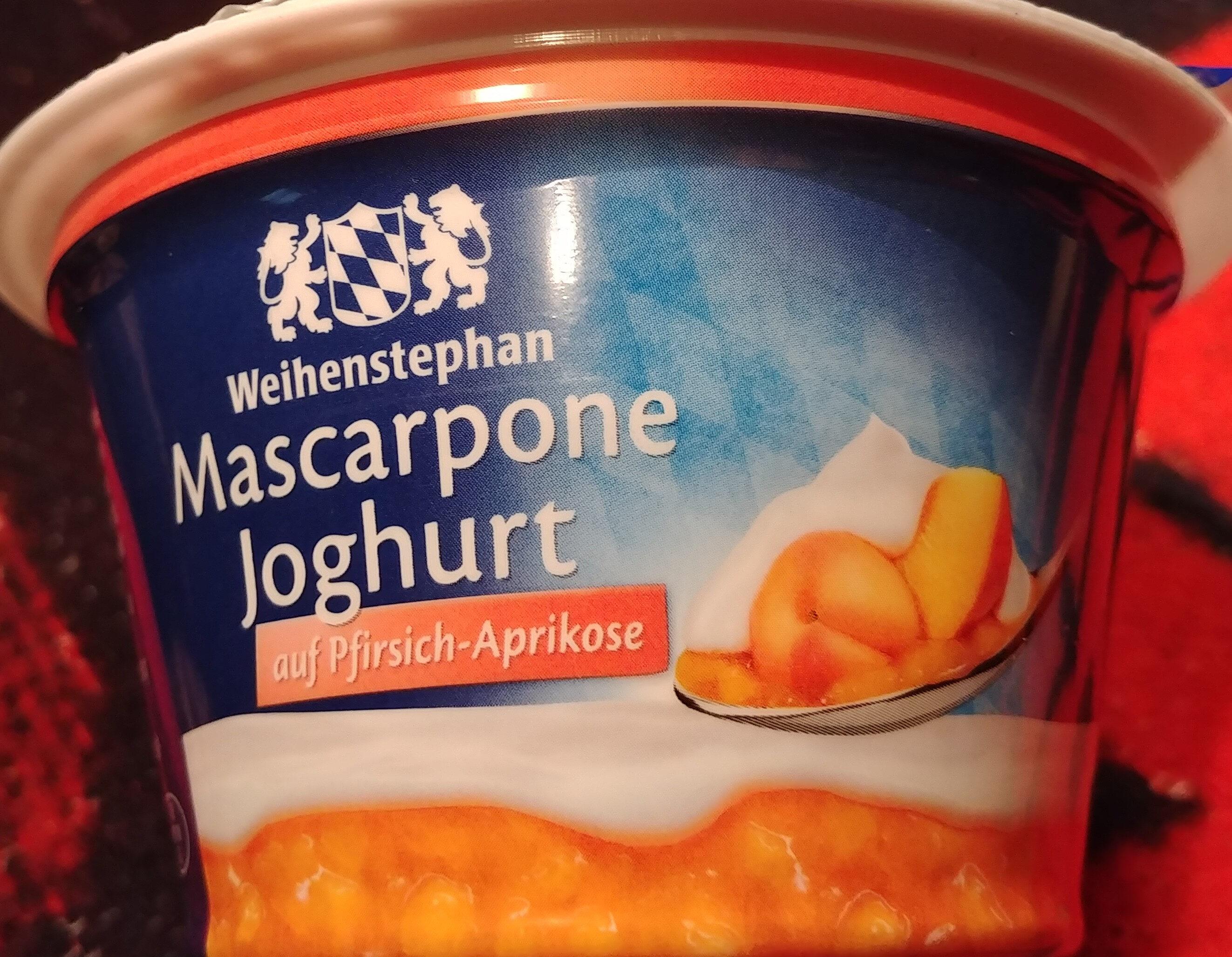 Mascarpone Joghurt - Produkt