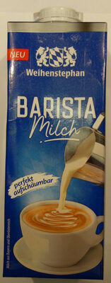 Barista Milch 3% - Produkt - de