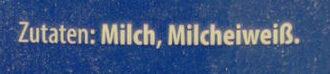 Barista Milch 3% - Zutaten - de