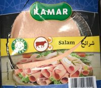 Koylu Beef Sliced Salam - Informations nutritionnelles
